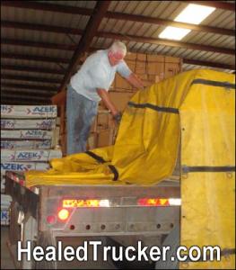 HealedTrucker.com image